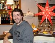 Michael Seelos leitet das Café Seelos