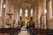 Das war Ostern - Das Heilige Grab in der Kirche Untermieming wird abgebaut