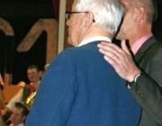 Ehrenringverleihung der Gemeinde an Siegfried Köll – Stehende Ovationen für den so Geehrten