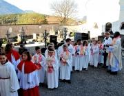 Erstkommunion 2015 in Untermieming