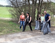 Frühjahrsputz 2017 in Mieming