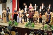 """Neujahrskonzert 2018 in Mieming – Der Gemeindesaal schunkelte zum """"Donauwalzer"""""""