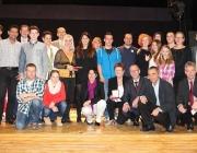 Sportball 2013 – Sportlerehrungen in Gold, Silber + Bronze