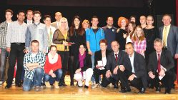 Beim Sportball ehrte die Gemeinde Mieming ihre erfolgreichsten Sportlerinnen und Sportler, Foto: Knut Kuckel