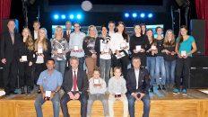 Mieming ehrte seine erfolgreichen Sportlerinnen und Sportler, Foto: Andreas Fischer