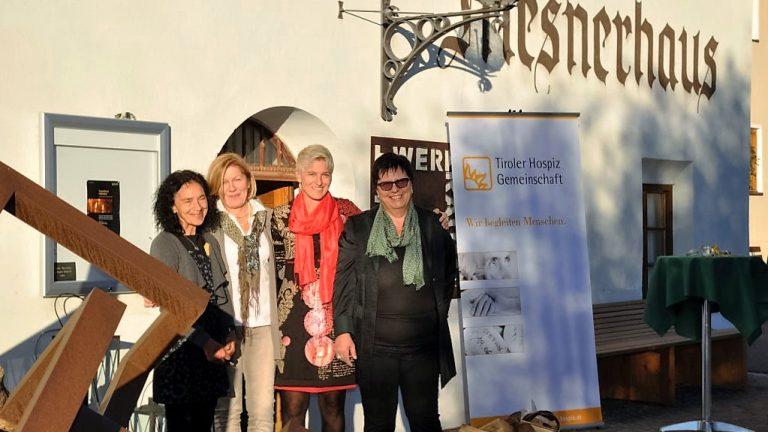 """Begegnen – Begleiten"" - Hospizarbeit in Tirol, Foto: Martin Schmid"
