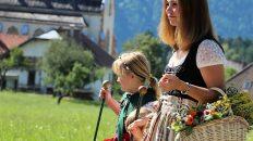 Höhepunkte an Maria Himmelfahrt sind Kräuterweihe und Prozession, Foto: Knut Kuckel / #tirolbayern