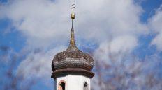 Kirchturm St. Georg, Obermieming Foto: Andreas Fischer