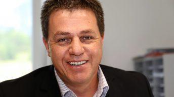 Versicherungskaufmann Markus Spielmann aus Mieming. Foto: Knut Kuckel