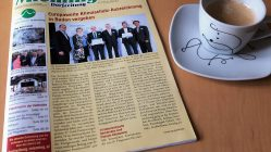 Kaffee mit Dorfzeitung November 2018 Foto: Andreas Fischer