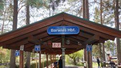 Barwies Hauptbahnhof Foto: Andreas FIscher